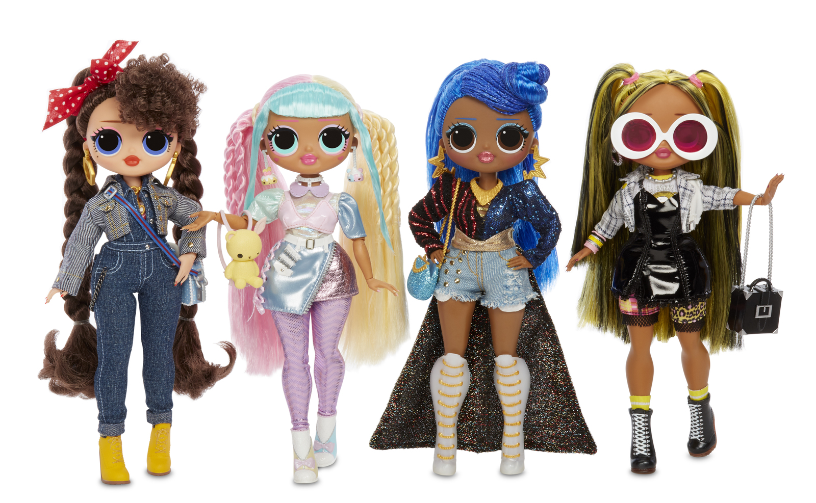 L.O.L. Surprise! O.M.G Fashion Doll - Independent Q image