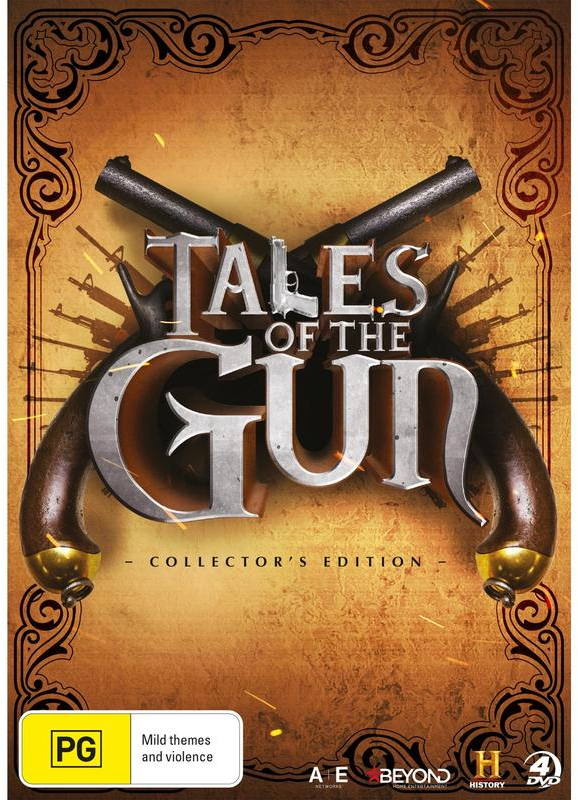 Tales Of The Gun Collector's Edition on DVD