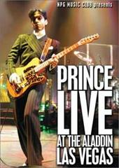 Prince - Live At The Aladdin In Las Vegas on DVD