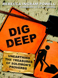 Dig Deep by Rebecca Ingram Powell image