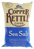 Copper Kettle Chips Sea Salt (150g)