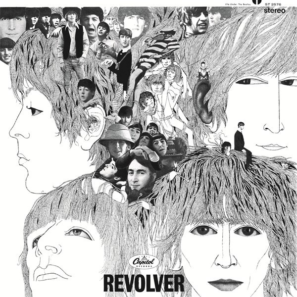 Revolver (Limited Edition) by The Beatles