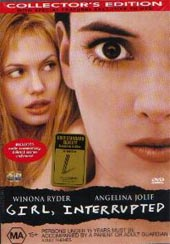 Girl Interrupted on DVD