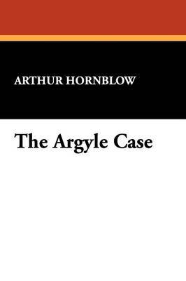 The Argyle Case by Arthur Hornblow image
