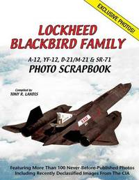 Lockheed Blackbird Family by Tony Landis image
