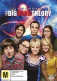 The Big Bang Theory - Season 1-8 DVD