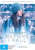 Before I Fall on DVD