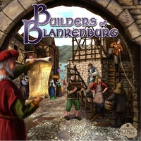 Builders of Blankenburg - Board Game