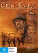 Open Range on DVD