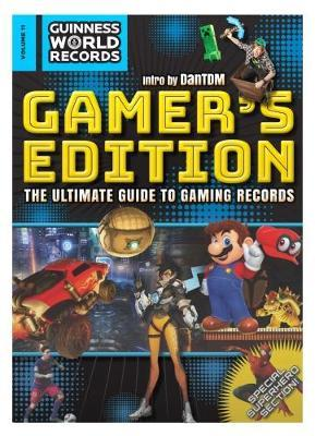 Guinness World Records Gamer's Edition by Guinness World Records