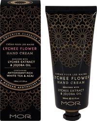 MOR Emporium Classics: Hand Cream - Lychee Flower (110ml)