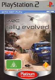 WRC Rally Evolved (Platinum) for PlayStation 2