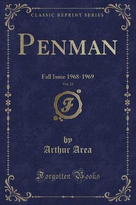 Penman, Vol. 22 by Arthur Area