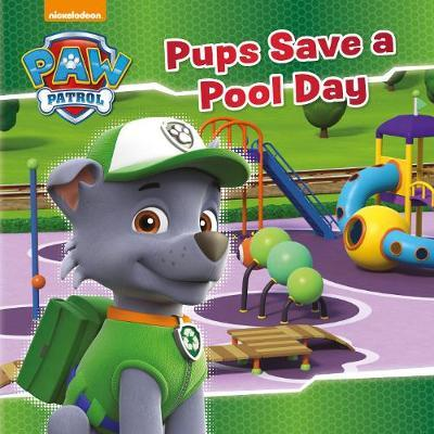 Nickelodeon PAW Patrol Pups Save a Pool Day by Parragon Books Ltd image