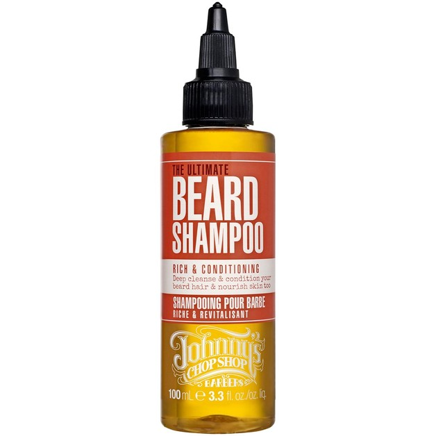 Johnny's Chop Shop Ultimate Beard Shampoo (100ml)