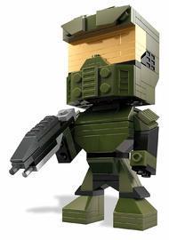 Mega Construx: Kubros Figure - Halo's Master Chief