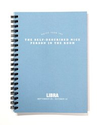 Whiskey River Co: Astrology Journal - Libra