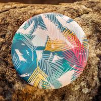 Waboba: Wingman Foldable Frisbee - Palm Paradise