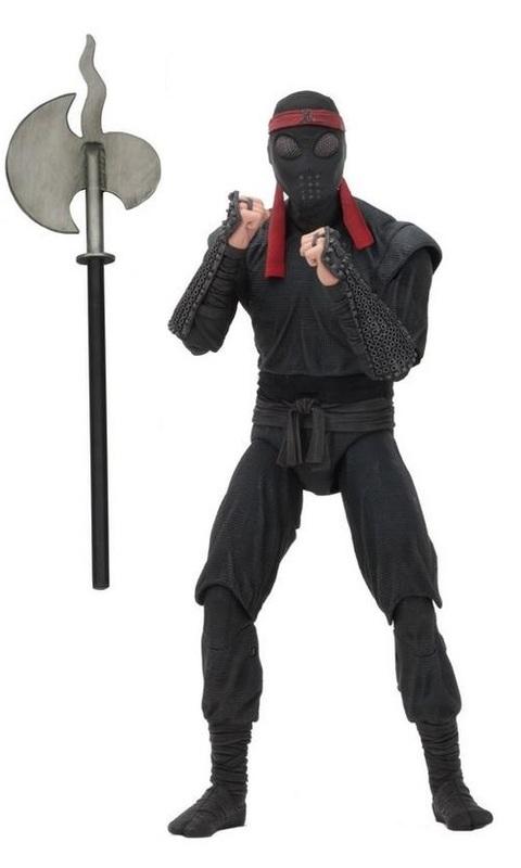 """Teenage Mutant Ninja Turtles: Bladed Foot Soldier (1990 Ver.) - 7"""" Action Figure"""