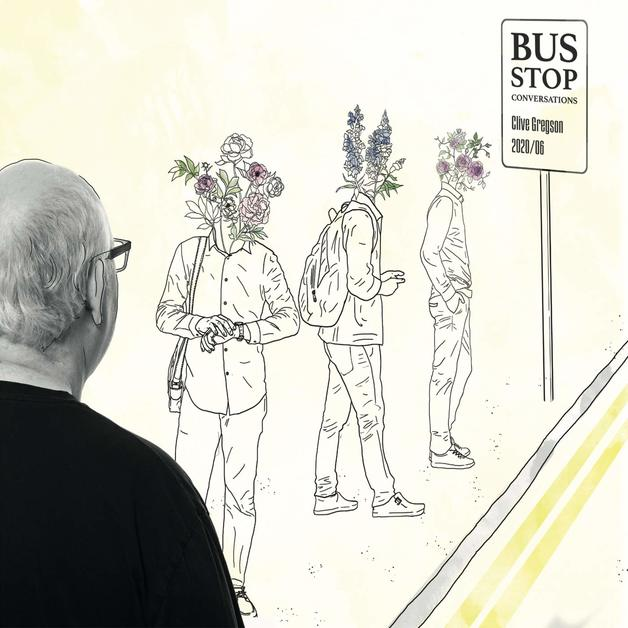 Bus Stop Conversations by Clive Gregson
