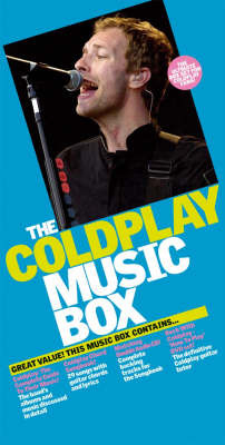 """The """"Coldplay"""" Music Box image"""