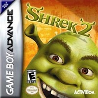 Shrek 2 for Game Boy Advance image