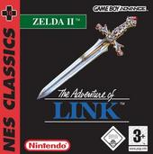 Classic NES Series: Zelda II: The Adventure Of Link for Game Boy Advance