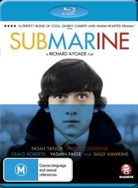 Submarine on Blu-ray
