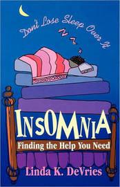 Insomnia by Linda K DeVries image