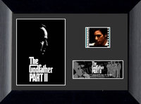 FilmCells: Mini-Cell Frame - The Godfather Part II (Black & White)