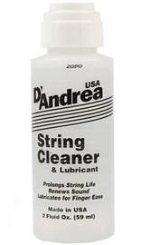 D'Andrea String Cleaner Lube