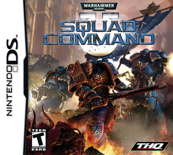 Warhammer 40.000: Squad Command for Nintendo DS