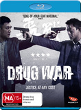 Drug War on Blu-ray