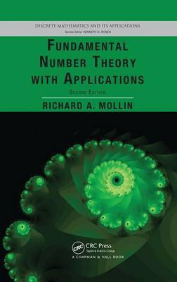 Fundamental Number Theory with Applications, Second Edition by Richard A. Mollin image