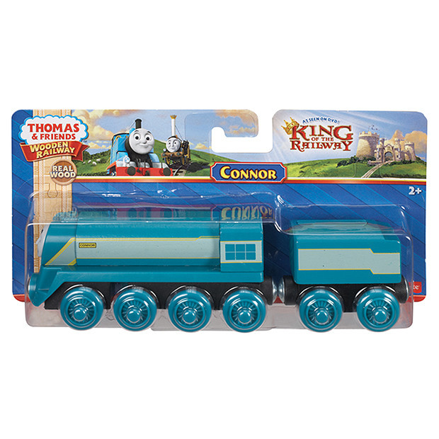 Thomas Friends Wooden Railway Connor Large Toy At Mighty