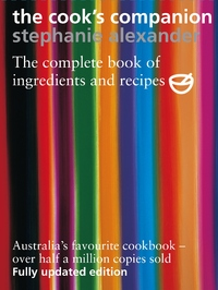 The Cook's Companion (Updated Edition) by Stephanie Alexander