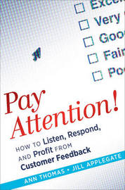 Pay Attention! by Ann Thomas