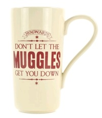 Harry Potter - Muggles Latte Mug