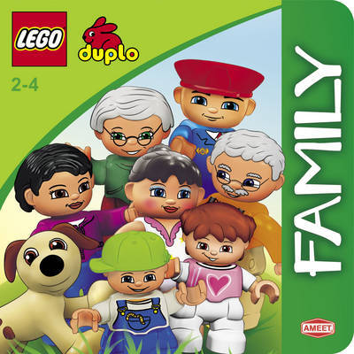 Lego Duplo by LEGO Books