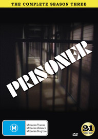 Prisoner - The Complete Season Three on DVD