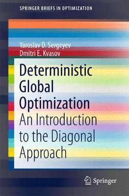 Deterministic Global Optimization by Yaroslav D. Sergeyev