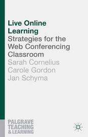 Live Online Learning by Sarah Cornelius