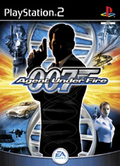 James Bond: Agent Under Fire for PlayStation 2