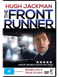 The Front Runner on DVD