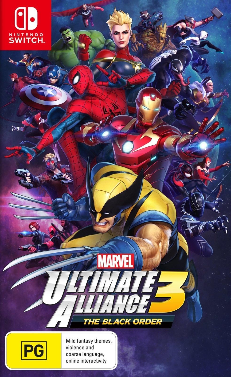Marvel Ultimate Alliance 3: The Black Order for Switch image