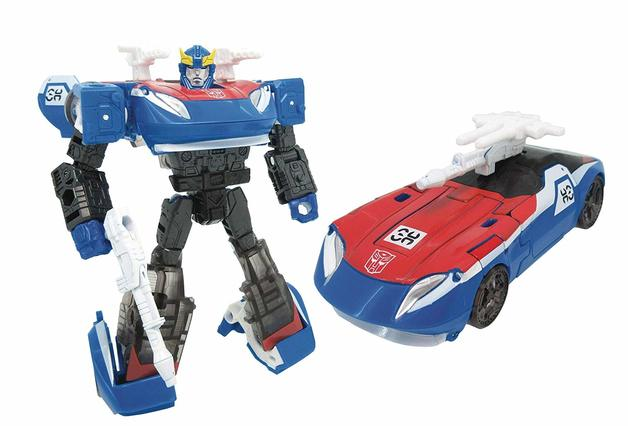 Transformers: Generations Selects - Deluxe - Smokescreen