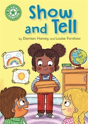 Reading Champion: Show and Tell by Damian Harvey image