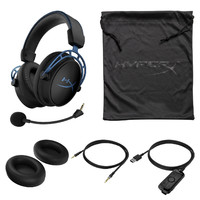 HyperX Cloud Alpha S Gaming Headset for PC