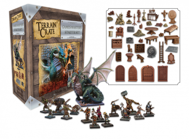 GM's Dungeon Starter Set 2nd Edition