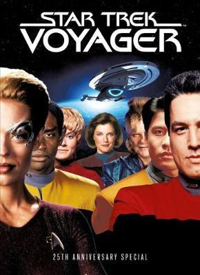 Star Trek: Voyager 25th Anniversary Special by Titan Magazines image